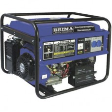 BRIMA LT 8000 EB Бензиновая электростанция