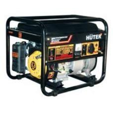 Huter DY2500L Бензиновая электростанция