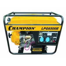 Champion LPG6500E Бензо-газовый генератор