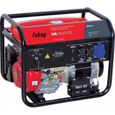FUBAG HS 5500 ES Honda Электростанция бензиновая
