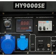 Hyundai HY 9000SE Бензогенератор