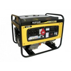 KIPOR KGE6500X3 Бензиновый генератор