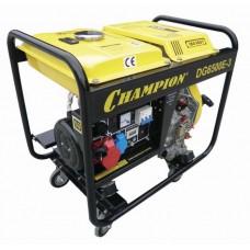 Champion DG6500E-3 Дизельный генератор