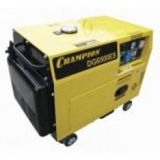 Champion DG6500ES Дизельный генератор