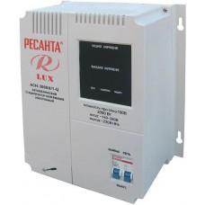 РЕСАНТА АСН-3000 Н/1-Ц Lux Однофазный стабилизатор напряжения