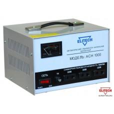 Elitech АСН 1000 Однофазный стабилизатор напряжения