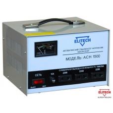 Elitech АСН 1500 Однофазный стабилизатор напряжения