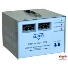Elitech АСН 2000 Однофазный стабилизатор напряжения