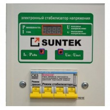 SUNTEK ТТ 1000 Тиристорный стабилизатор напряжения