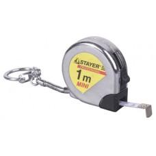 Stayer 34140-1_z01 (MINI) Рулетка-брелок
