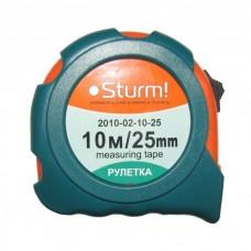 Sturm 2010-02-10-25 Рулетка измерительная