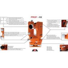 ADA PROF-X2 Теодолит оптический