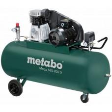Metabo MEGA 520-200 D 601541000 Поршневой компрессор