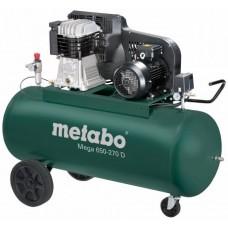 Metabo MEGA 650-270 D 601543000 Поршневой компрессор