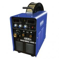 BRIMA MIG/ММА-200-1 Инверторный сварочный полуавтомат