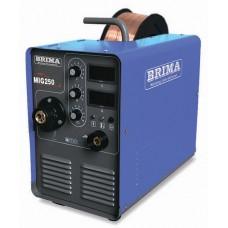 BRIMA MIG-250 Инверторный сварочный полуавтомат