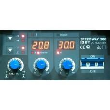 Aurora SPEEDWAY 300 Инверторный сварочный полуавтомат
