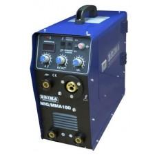 BRIMA MIG/ММА-180 Инверторный сварочный полуавтомат