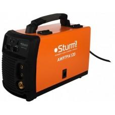 Sturm AW97PA120 Инверторный сварочный полуавтомат