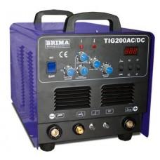 BRIMA TIG-200 AC/DC Сварочный инвертор TIG