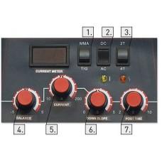 Aurora IRONMAN 200 AC/DC Сварочный инвертор TIG