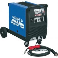 BlueWeld Megamig Digital 180 Сварочный полуавтомат
