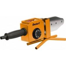 Defort DWP-2000 Аппарат для сварки пластиковых труб