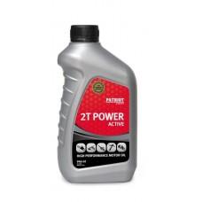 PATRIOT Power Active 2T 30597 Масло минеральное