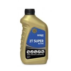 PATRIOT Super Active 2T 30596 Масло полусинтетическое