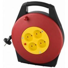 СВЕТОЗАР SV-55073-25 Удлинитель электрический на катушке
