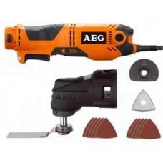 AEG OMNI 300-KIT1 431790 Многофункциональный инструмент