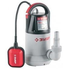 ЗУБР ЗНПЧ-250 Погружной насос для чистой воды