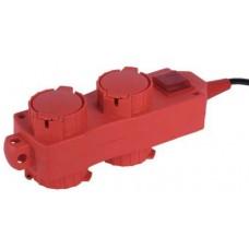 СВЕТОЗАР SV-55017-5 Удлинитель электрический с заземлением