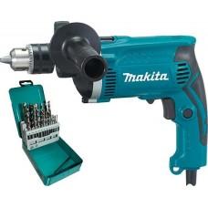 Makita HP1630KX2 Ударная дрель