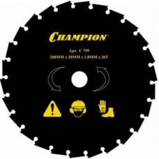 CHAMPION C5109 Нож металлический с долотообразным зубом