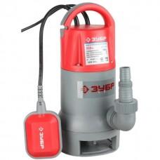 ЗУБР ЗНПЧ-550 Погружной насос для чистой воды