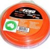 ECHO Cross Fire Line 2,0мм 15м Леска для триммера