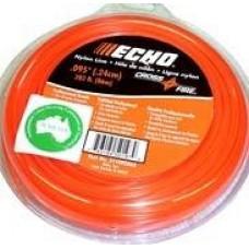 ECHO Silent Spiral Line 2,4мм 15м Леска для триммера